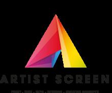 logo artistscreen
